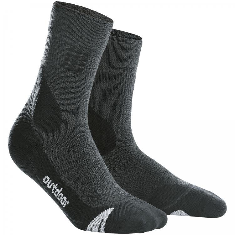 wie man serch 100% Zufriedenheitsgarantie Outlet-Boutique CEP Outdoor Merino Mid Cut Socken (Herren)