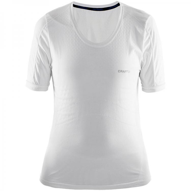 Weißes Shirt T Cool Craft Damen Seamless Stay Funktionsunterhemd ZwgxZ8Y