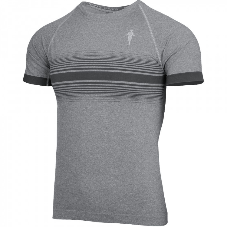 Graues Thonimara Herren Sommer Sport T Shirt 534 333 21310 Thoni
