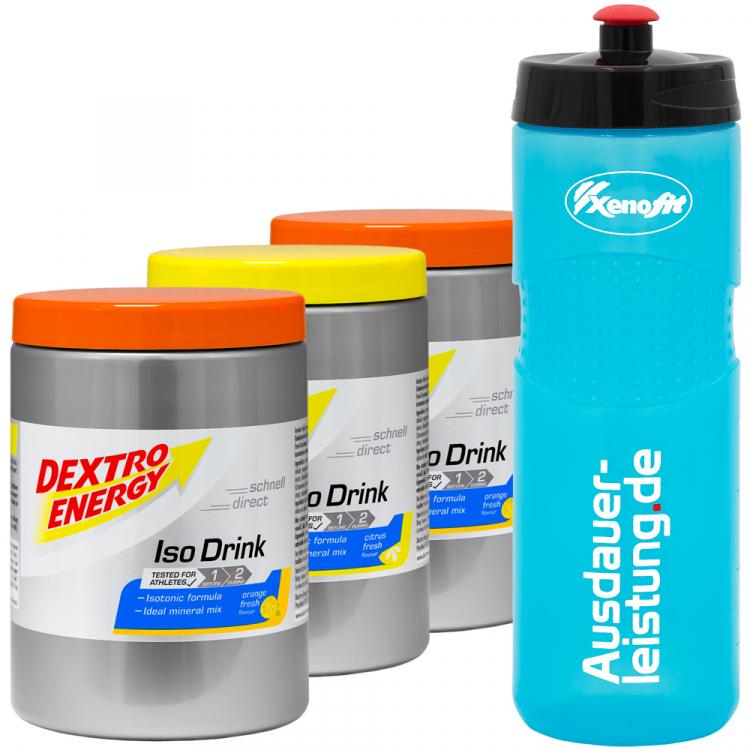 Dextro Energy Isotonic Sports Drink Probierpaket Zum Vorzugspreis