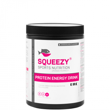 Squeezy Protein Energy Drink
