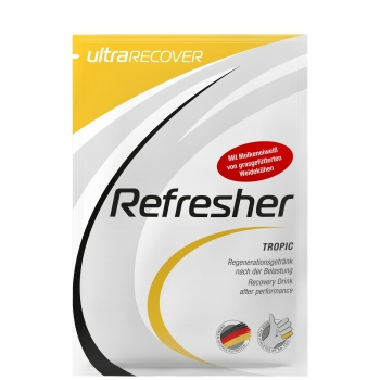 ultraSPORTS Refresher Drink Portionsbeutel *ultraRECOVER*