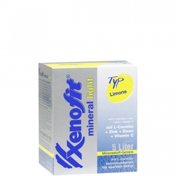 XENOFIT Mineral Light Drink L-Carnitin *Portionsbeutel*