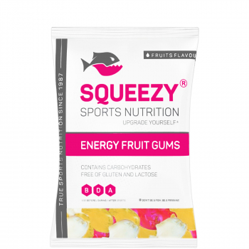 Squeezy Energy Fruit Gum