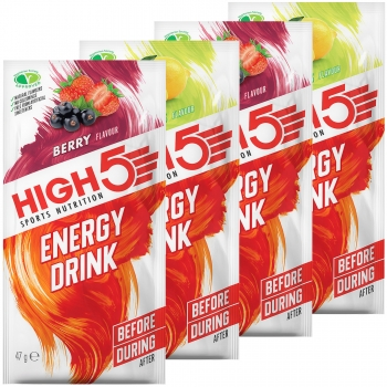 HIGH5 Energy Drink Testpaket