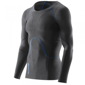 SKINS RY400 Compression Long Shirt (Herren)