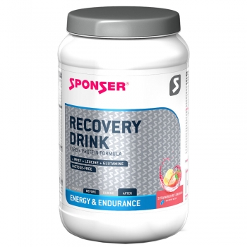 Sponser Energy Recovery Drink *Laktosefrei*
