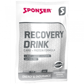 SPONSER Recovery Drink *Portionsbeutel*