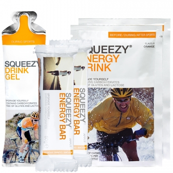 Squeezy Radsport *Trainings-Paket*