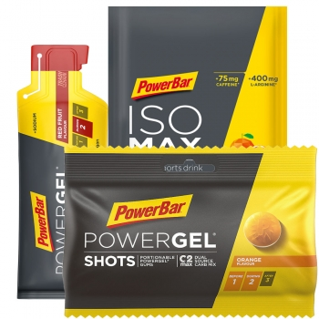 PowerBar Laufsport *Trainings- & Halbmarathon-Paket*