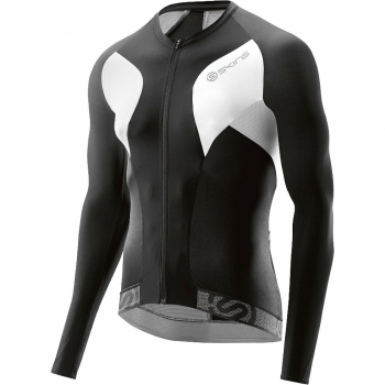 SKINS Cycle Compression Long-Shirt Jersey (Herren)