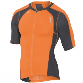 2XU Compression Shortsleeve Tri Top (Herren)