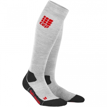 CEP Outdoor Light Merino Compression Socks Damen | Volcanic Dust