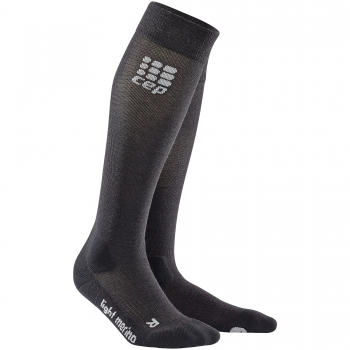 CEP Outdoor Light Merino Compression Socks Damen | Lava Stone