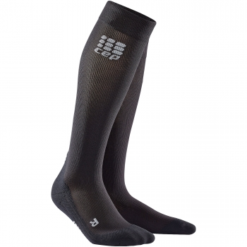 CEP Recovery Merino Compression Socks Herren | Black