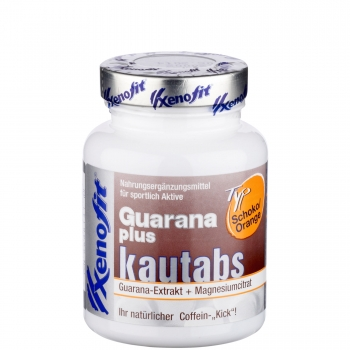Xenofit Guarana Plus Kautabs