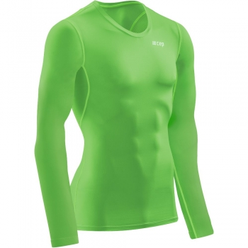 CEP Wingtech Compression Langarm-Shirt *ISPO WINNER* (Herren)