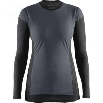 Craft Extreme 2.0 Long-Shirt mit Windstopper (Damen) *Be Active*