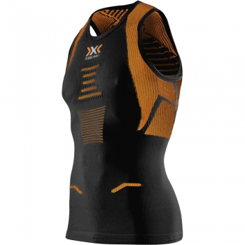 X-Bionic Running Singlet Shirt (Herren) *The Trick*