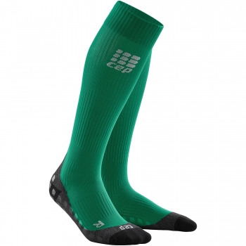 CEP Run Griptech Compression Socks Damen | Green