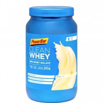 Powerbar Clean Whey Protein Shake *100% Whey Isolate*