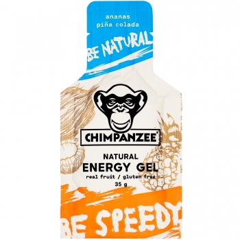 Chimpanzee Natural Energy Gel