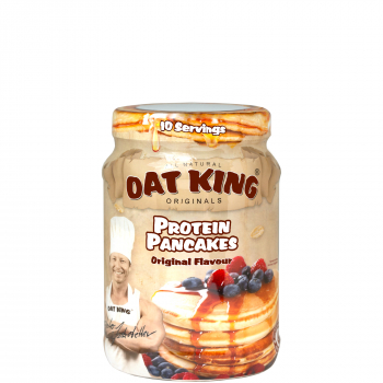 Oat King Protein Pancakes *auch vegan*