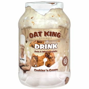 Oat King *Oats & Whey* Protein 1980 g Dose