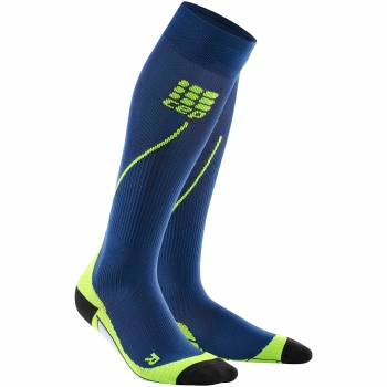 CEP Run 2.0 Compression Socks Herren | Deep Ocean Green