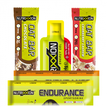 Nutrixxion Radsport *Trainings-Paket*