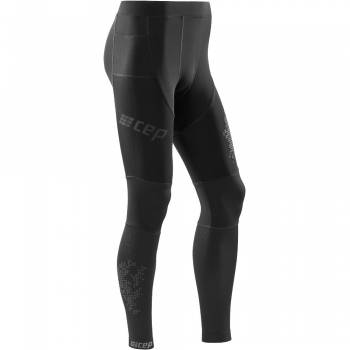 CEP Run 3.0 Compression Long-Tight Herren | Black
