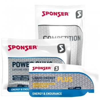 Sponser Laufsport *Trainings- & Halbmarathon-Paket*