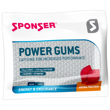 Sponser Energy Power Gums