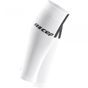 CEP 3.0 Compression Calf Sleeves Herren | White Dark Grey