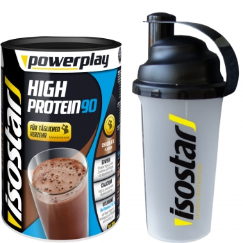 Isostar Powerplay High Protein 90 % Shake Aktion
