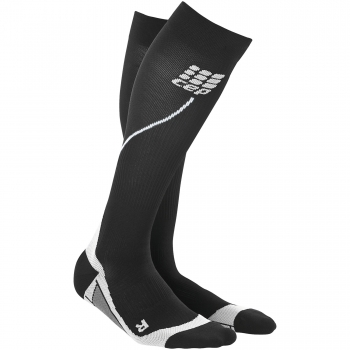CEP Run 2.0 Compression Socks Damen | Black Grey