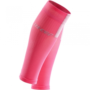 CEP 3.0 Compression Calf Sleeves Damen | Rose Light Grey