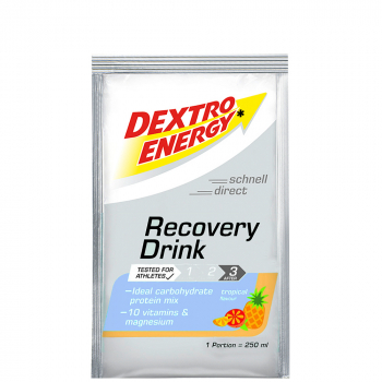 DEXTRO ENERGY Recovery Drink *Portionsbeutel*