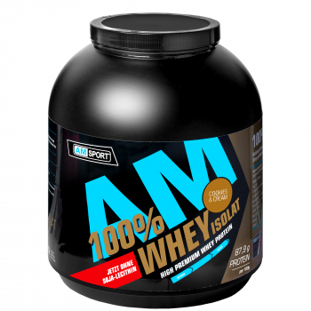 AM Sport  High Premium Whey Protein *100% Whey Isolate*