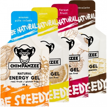 Chimpanzee Natural Energy Gel *Testpaket*