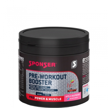 Sponser Pre-Workout Booster *für mehr Power*