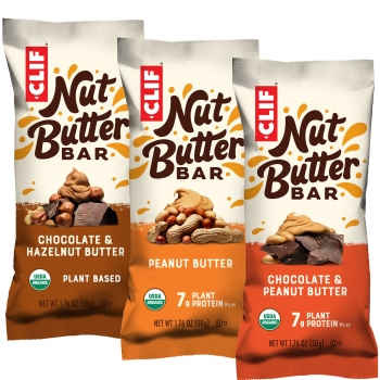Clif Bar Nut Butter Filled Bar *DE-ÖKO-006* Testpaket