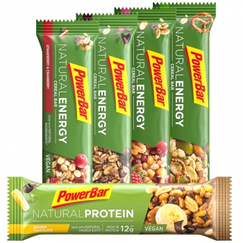 PowerBar Natural Energy Riegel *Testpaket*