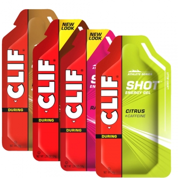 Clif Shot Energy Gel *Testpaket*