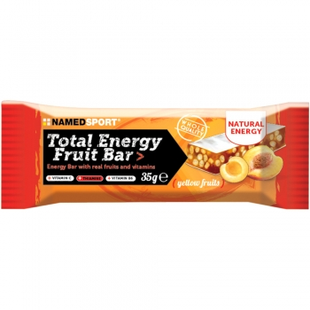 NAMEDSPORT Total Energy Fruit Bar *natürliche Energie*