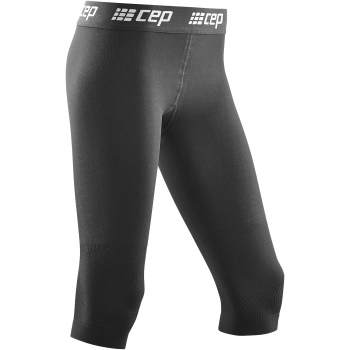 CEP Ski Compression 3/4 Tight Damen | Black