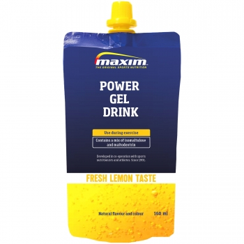 Maxim Power Gel Drink *mit Isomaltulose*