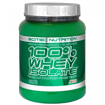 Scitec 100% Whey Isolate Protein *Nutrition*