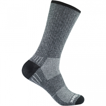 Wrightsock Adventure Crew | Black | Dick