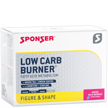 SPONSER Low Carb Burner *Figure & Shape*